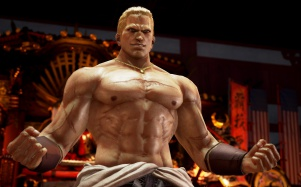 Geese Howard Joins Tekken 7!