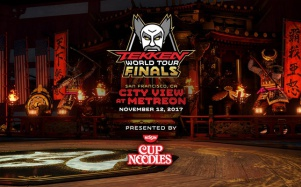 Tekken World Tour Finals