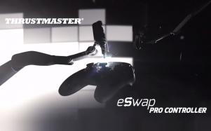 Thrustmaster eSwap Pro Controller - review